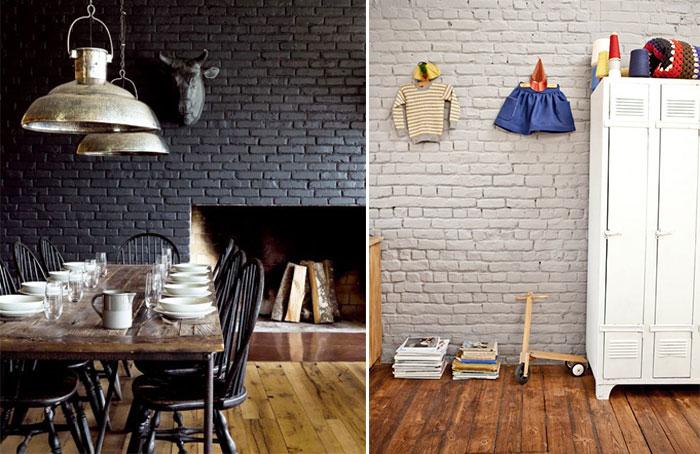 peinture avec mur brique ? Home-challenge-mur-brique-couleur-peint-noir-mademoiselle-claudine