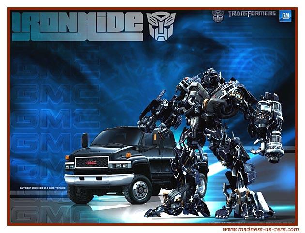 Q&R: Parlons de robots TF | TF sont bio-mécaniques ou mécanique? | Sideshow | Échelle des jouets | etc - Page 3 Transformers-ironhide