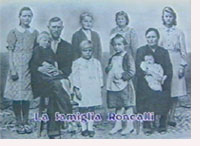 L'histoire de Bonate : Epilogue de FATIMA Famiglia