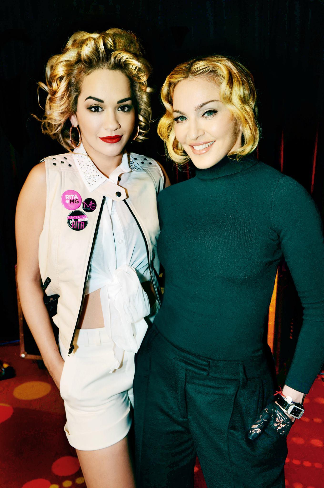 """Colección """"Material Girl"""" (Madonna & Lola) - Página 2 20130611-news-madonna-material-girl-rita-ora-01"""