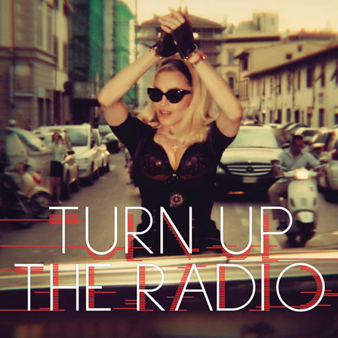Single 'Turn Up the Radio' Tutr_single_501