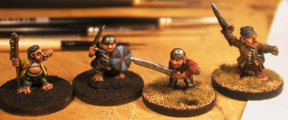 Halfling Warband Half1