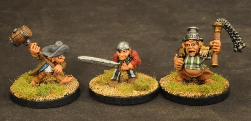 Halfling Warband Hfight1