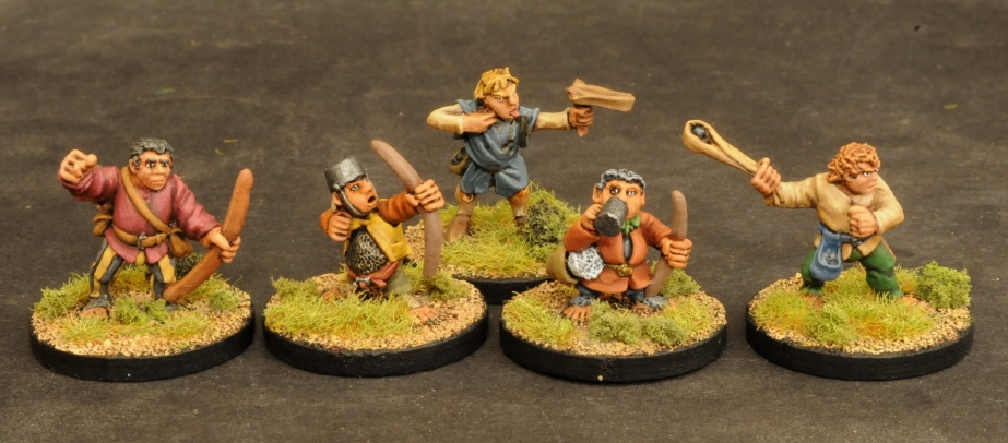 Halfling Warband Hscout1