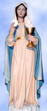 Prière à Marie, Mère de l'Eucharistie Olady