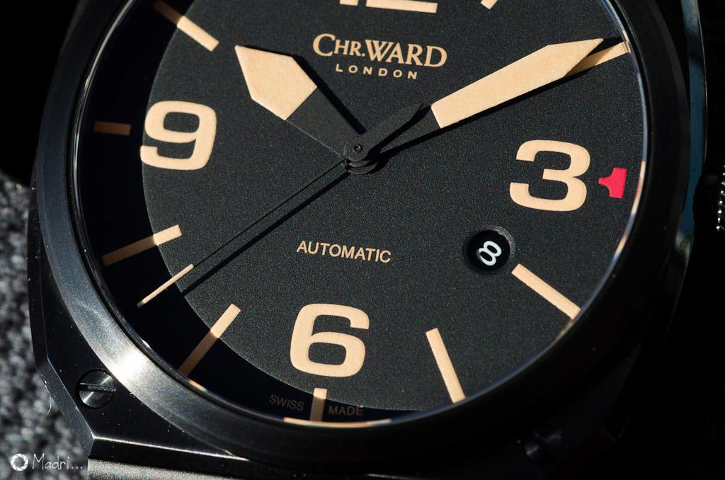 Christopher Ward C11 Vintage Ward-3