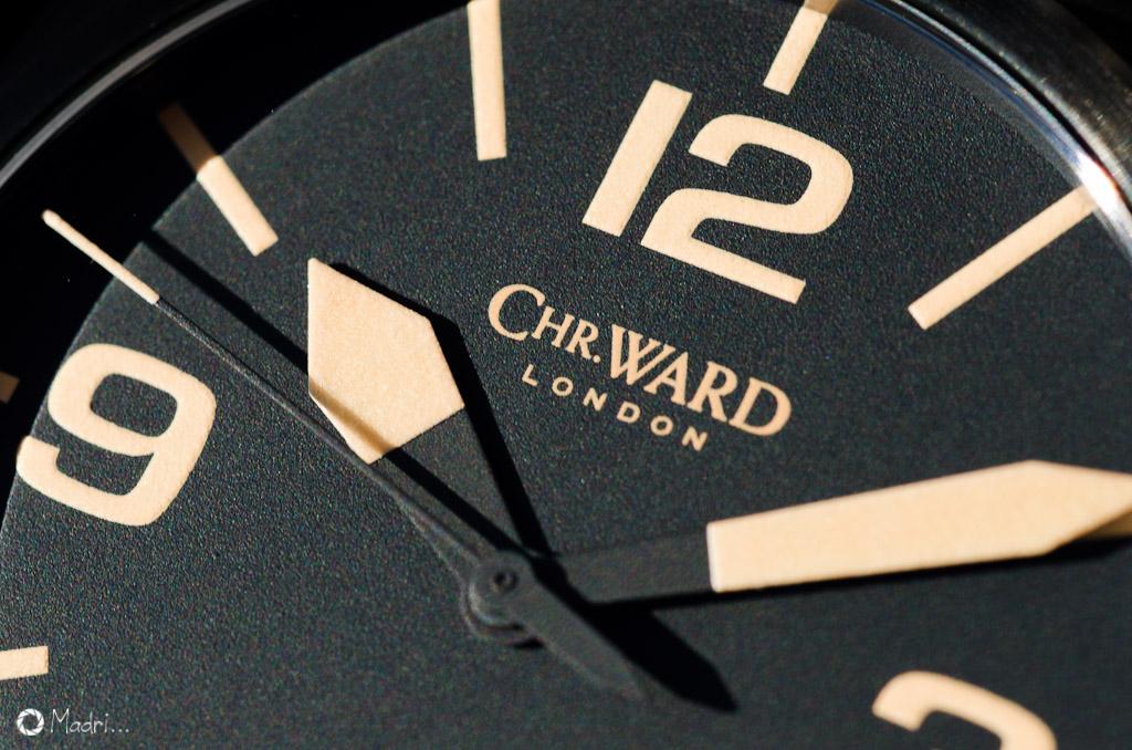 Christopher Ward C11 Vintage Ward-4