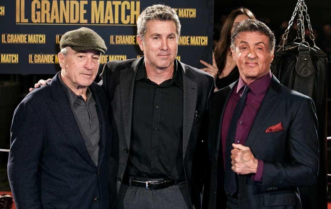 ¿Cuánto mide Robert de Niro? - Altura - Real height De-Niro-Stallone-y-Peter-Segal