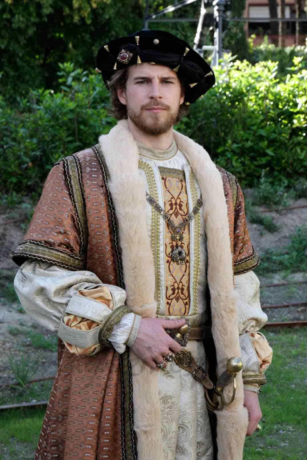 Carlos I de España y V de Alemania Alvaro-cervantes