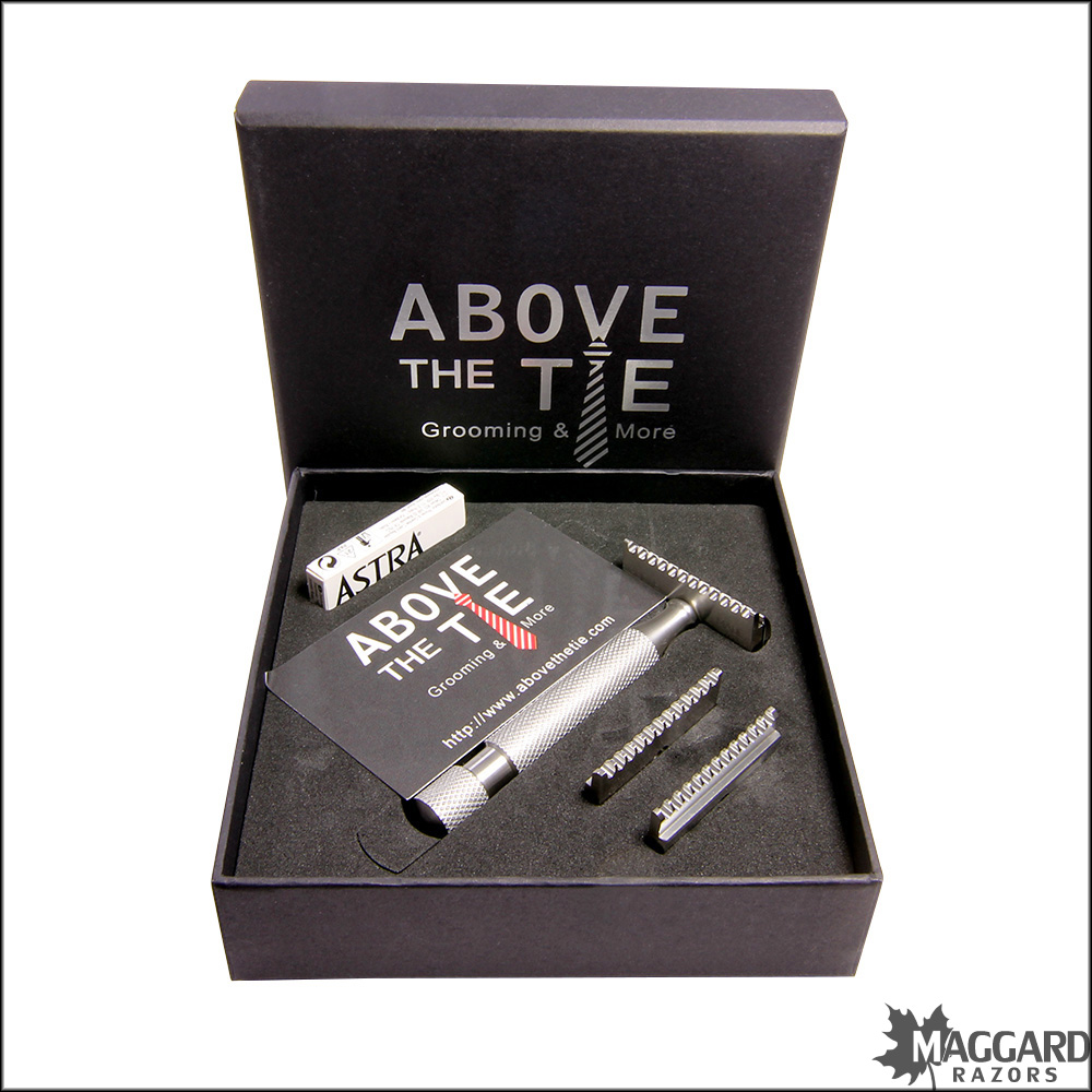Juillet 2018 - Page 4 Above-the-Tie-KRONOS-5-Piece-OPEN-Comb-Stainless-Steel-Safety-Razor-Set