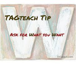 Le TAGteach ou le Clicker Training pour humains - Page 2 Tag