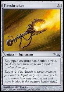 Tests Magic Fireshrieker