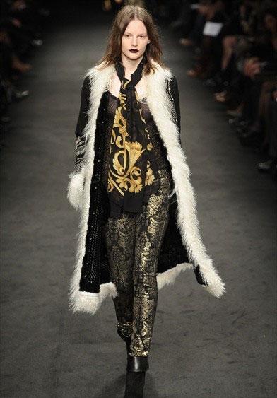 Модная верхняя одежда сезона осень-зима 2011-2012 912142642