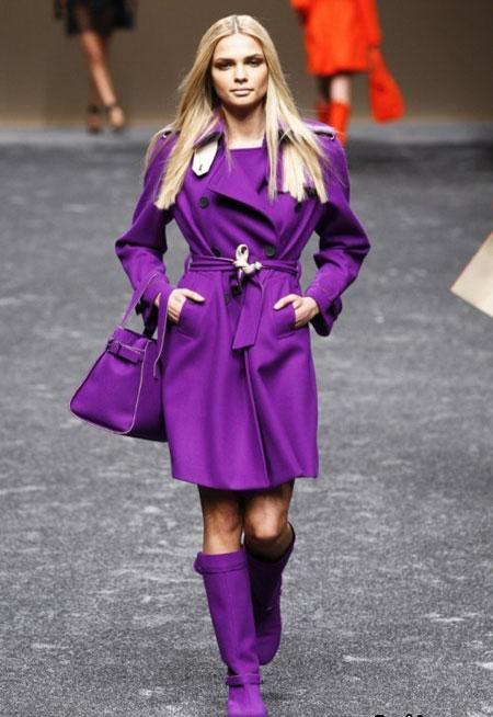 Модная верхняя одежда сезона осень-зима 2011-2012 364777965