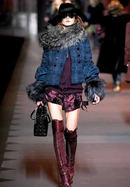 Модная верхняя одежда сезона осень-зима 2011-2012 77332052