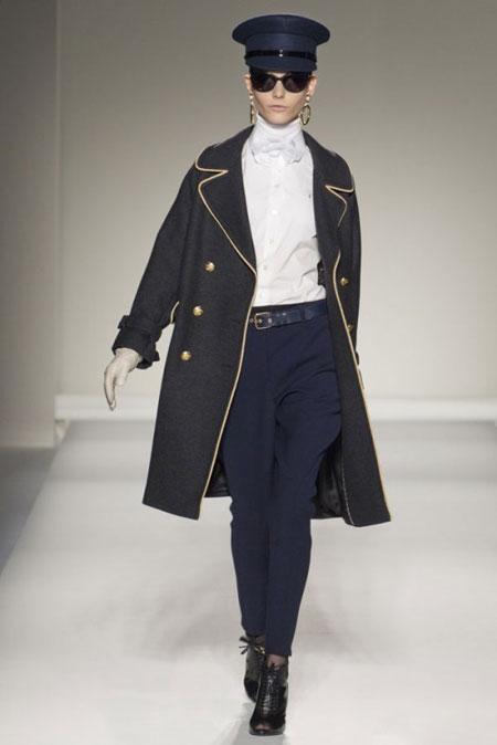Модная верхняя одежда сезона осень-зима 2011-2012 314175016