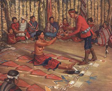 Istorija bilja  Indijanci-366