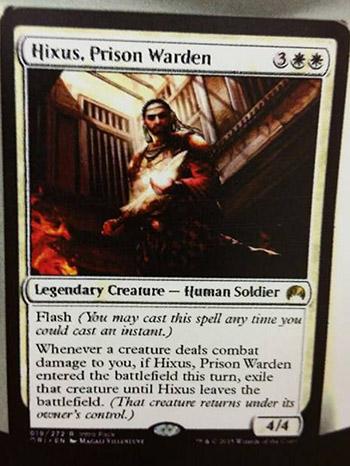 (M16) Magic Origins [ORI] Hixus-Prison-Warden-Origins-Spoiler