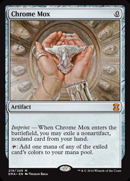 eternal master Chrome-Mox-Eternal-Masters-Spoiler