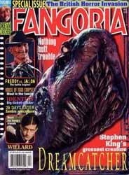 Fangoria: Magazine Horror Show  FANGORIA