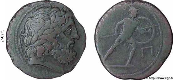 Pentonkion de los Mamertinos (Messana). 220-200 A.C. MamS_303-56a_ha