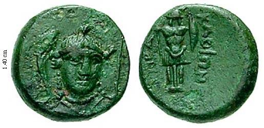 AE15 de Heraclea en Lucania - Página 2 HeraVK143_2.63