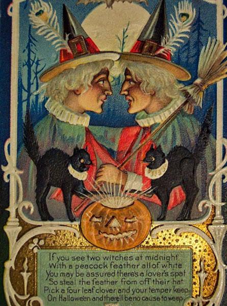 Привороты на Хеллоуин с помощью тыквы Files