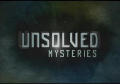 5 Mysteries that are STILL Unsolved New_logo_for_unsolved_mysteries