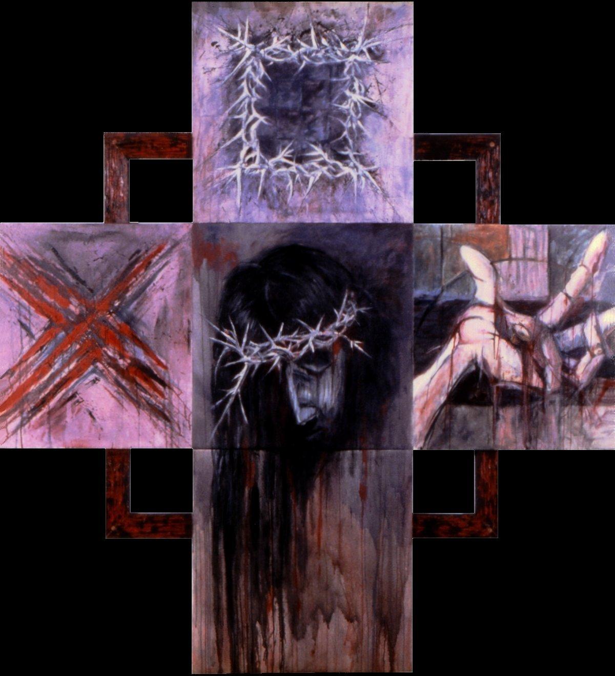 Crucifixions dérangeantes Crucifixion