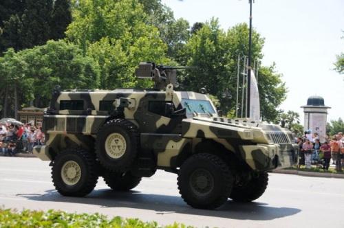 الجزائر عقد ل 100 مركبة جنوب إفريقية Marauder protected patrol Marauder-patrol-01