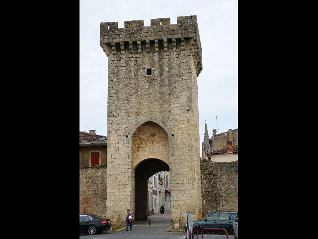 [Autres voyages/France] Saint Emilion Montbazillac ... la Gironde Porte_640x480