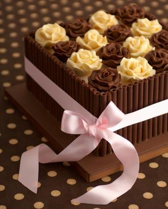 Čokoladna romantika Chocolatebox