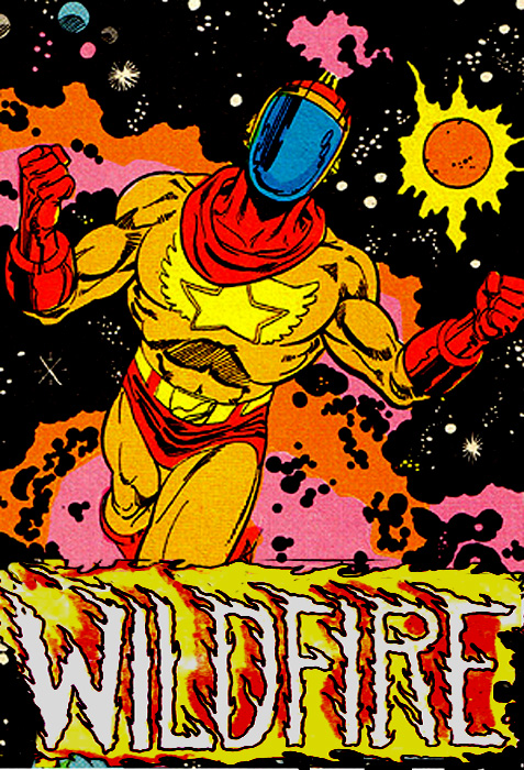 Marvel vs DC WF1