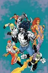 [RUMOR] Legion de Superhéroes REBELS_Cv28-166x250
