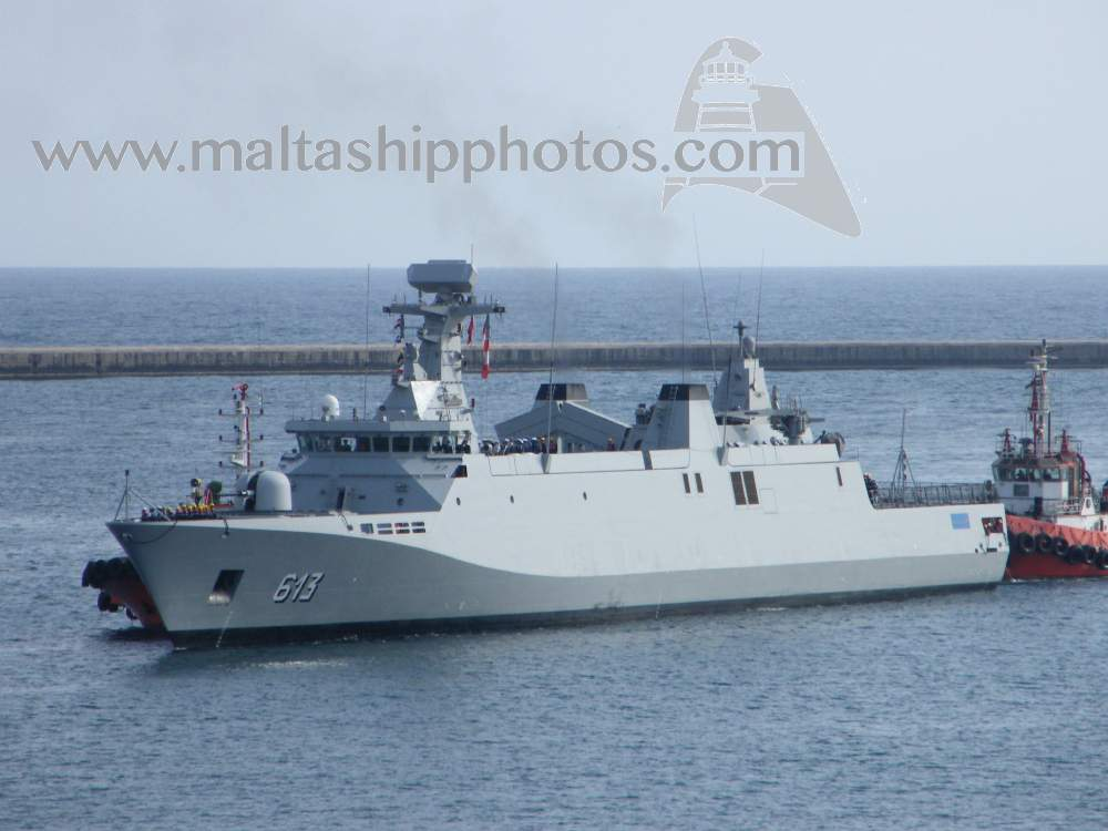 Royal Moroccan Navy Sigma class frigates / Frégates marocaines multimissions Sigma - Page 20 913%20tarik%20ben%20ziyad%20e-gh%20isla%20-%2020.04.2015