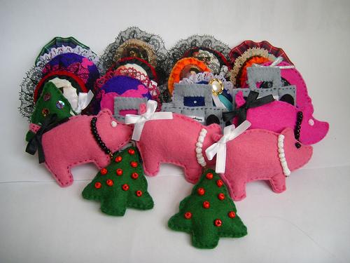 елочные игрушки своими руками 2094530371_fa58feec5a