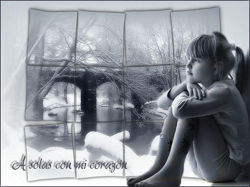 ****Mi Soledad**** Solas