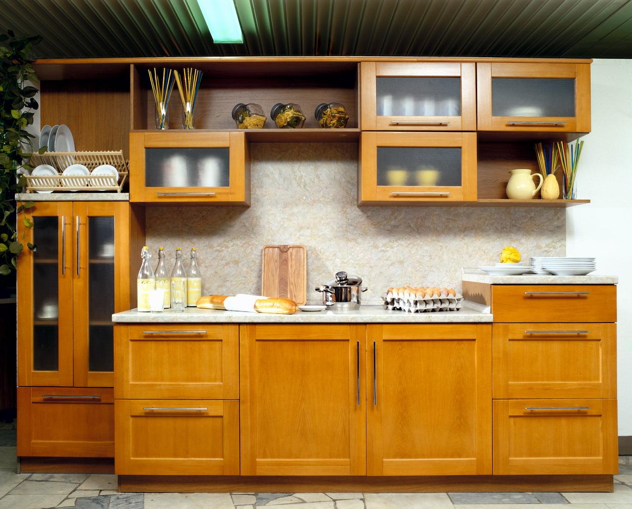 ارشادات مهمة لتنظيم ديكور المطبخ الصغير Kyxnya57