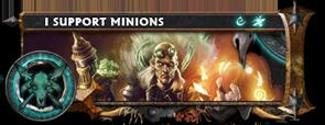 BANNER Warmahordes BannerMKII_Minion_arkadius