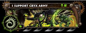 Dubbio Journeyman warcaster BannerMKII_cryx_asphyxious2