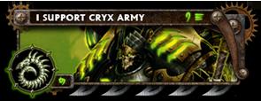 BANNER Warmahordes BannerMKII_cryx_venetrax
