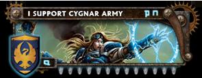 BANNER Warmahordes BannerMKII_cygnar_haley