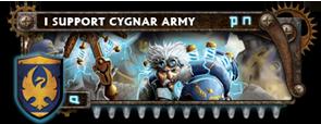BANNER Warmahordes BannerMKII_cygnar_nemo2
