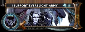 BANNER Warmahordes BannerMKII_everblight_twin