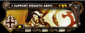BANNER Warmahordes BannerMKII_menoth_avatar