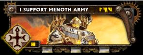 BANNER Warmahordes BannerMKII_menoth_vindictus