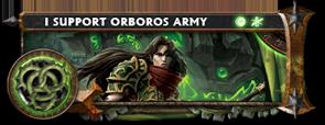 BANNER Warmahordes BannerMKII_orboros_kaya