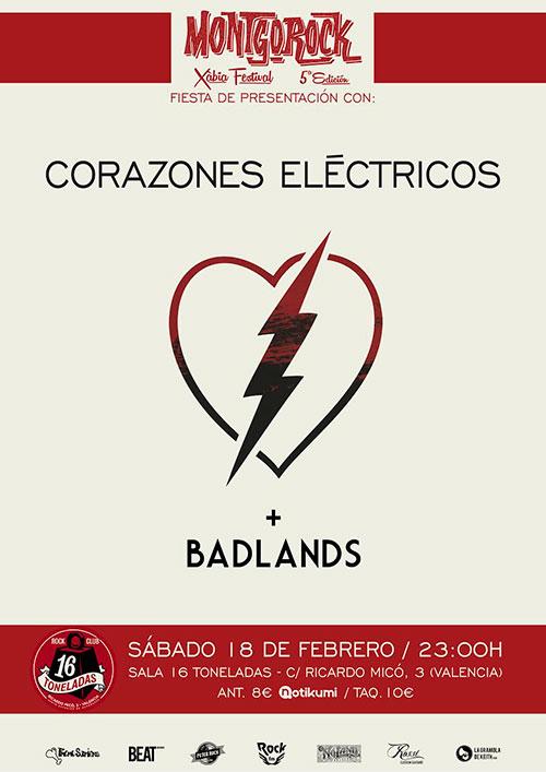 Corazones Eléctricos (La nueva banda de Pau Ex-UZZHUAÏA) Presentacion-montgorock-xavia-cartel