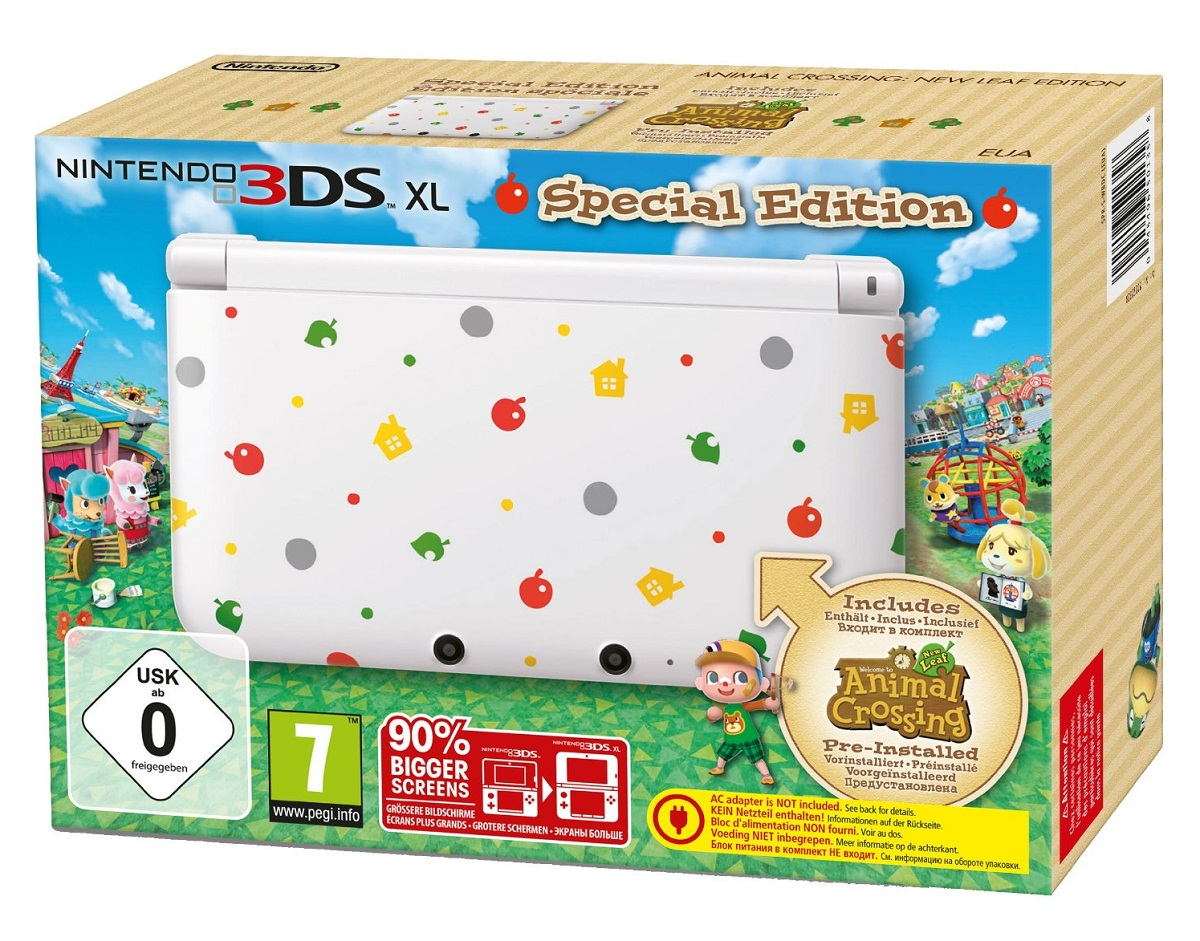 Nintendo 3DS [LE TOPIK OFFICIEL] - Page 2 Animal-crossing-3ds-pack