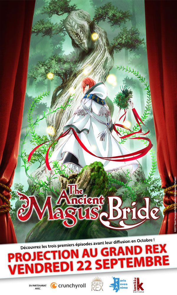 [ANIME/MANGA/OAV] The Ancient Magus Bride (Mahoutsukai no Yome) ~ - Page 3 The-ancient-magus-bride-grand-rex